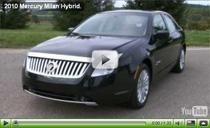 Eindrücke vom 2010 Mercury Milan Hybrid