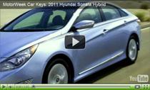 Vorstellung des 2011 Hyundai Sonata Hybrid