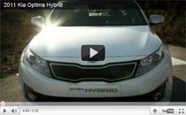Video: Der 2011 Kia Optima Hybrid