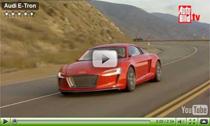 Der Elektro-Superportler: Audi e-tron