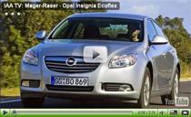Autobild.tv stellt den Opel Insignia Ecoflex vor