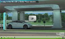 Ein Tag im Leben mit einem Better Place Elektroauto