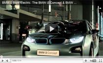 BMW i – Die BMW i3 Concept und BMW i8 Concept Elektroautos