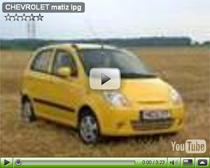 Vorstellung des Chevrolet Matiz LPG