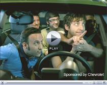 Der neue Chevrolet Spark TV-Spot (Anzeige)