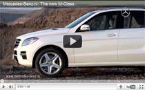 Mercedes-Benz ML 250 BlueTec mit nur 6 Liter Verbrauch