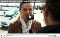 Einfach.elektrisch.autofahren – mit cambio CarSharing