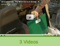 Nemesis: Elektro-Sportwagen angetrieben mit Windkraft – Teil 1-3
