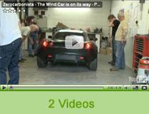 Nemesis: Elektro-Sportwagen angetrieben mit Windkraft – Teil 10-11