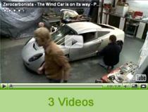 Nemesis: Elektro-Sportwagen angetrieben mit Windkraft – Teil 4-6