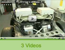 Nemesis: Elektro-Sportwagen angetrieben mit Windkraft – Teil 7-9