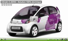 Briten und Franzosen können das Elektroauto Citroën C-Zero vor Verkaufsstart testen
