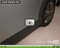 Elektroauto Joule aus Südafrika