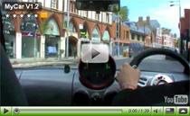 MyCar: Stylisches Elektro-Stadtauto