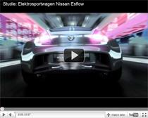 Nissan Esflow – Die sportliche Alternative zum LEAF