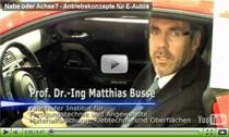 Antrieb für E-Autos: Radnabenmotoren oder zentraler Elektromotor?
