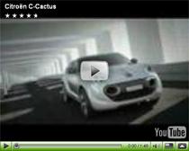 Citroën C-Cactus – Grünes Concept Car