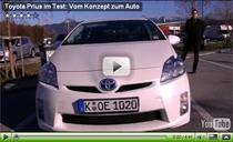 Focus testet den Toyotas Prius der dritten Generation
