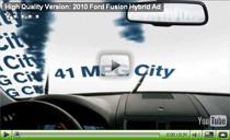 Sparsame Hybrid-Limousine: Der Ford Fusion