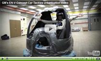 GM EN-V: Lösung für die Verkehrsprobleme großer Städte?