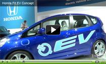 Honda Fit EV – Honda Jazz mit Elektroantrieb