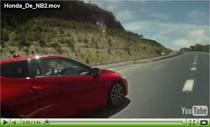 Trailer zur Premiere des Dokumentarfilms Live Every Litre mit dem Honda CR-Z