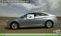 Testfahrt mit dem Hyundai Sonata Hybrid 2011