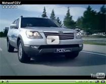 Kia Mohave FCEV (Brennstoffzellenfahrzeug)