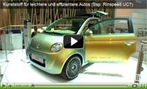 Sparsamere und umweltfreundlichere Autos dank Leichtbau mit Kunststoffen