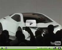 Vorstellung des Honda FC Sport auf der LA Auto Show