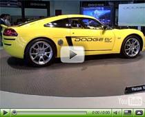 Der Dodge EV auf der LA Autoshow
