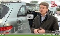 Autobild.tv stellt die Mercedes B-Klasse F-Cell vor