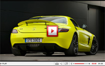 Elektro-Supersportwagen: Mercedes SLS AMG E-Cell