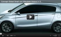 Video: Mitsubishi Concept Global Small