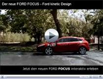 Der neue Ford Focus: Kinetic Design für weniger Verbrauch (Anzeige)