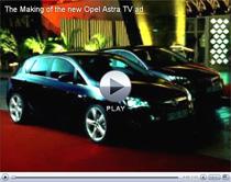 Der neue Opel Astra TV-Spot (Anzeige)