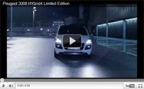 Peugeot 3008 HYbrid4 Limited Edition – Bereits ausverkauft!