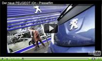 Der Spot zum neuen Elektroauto Peugeot iOn