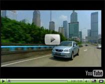 Plug-in Hybrid Auto BYD F3-DM mit Solardach