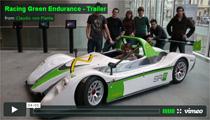 Mit einem Elektro-Rennwagen die Panamericana entlang