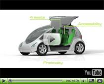 Redigo Softcar – Das grüne Stadtauto