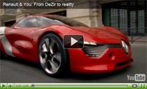 Mehr über den Renault DeZir