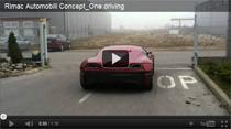Rimac Automobili Concept_One Elektro-Supersportwagen