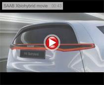 Concept Car: Saab 9-X Bio-Hybrid