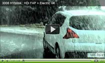 Diesel-Hybrid Weltpremiere: Der Peugeot 3008 HYbrid4