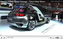 Video: Subaru Hybrid Tourer Concept
