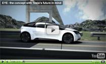 Tesla EYE Designstudie