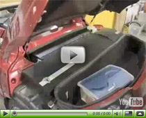 Testfahrt mit dem Tesla Roadster