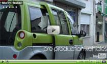 Heuliez Mia: Kleines Elektroauto und Raumwunder