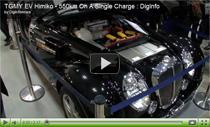 TGMY EV Himiko: Retro-Elektroauto mit 550 km Reichweite